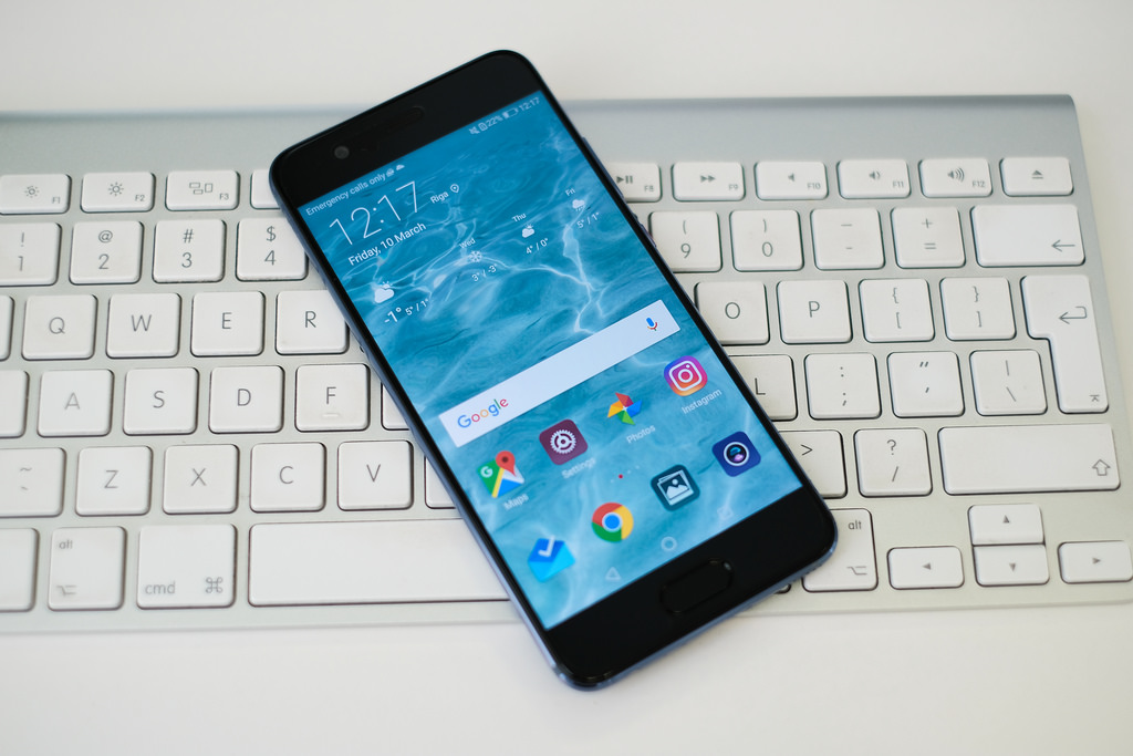 Huawei P10 telefon