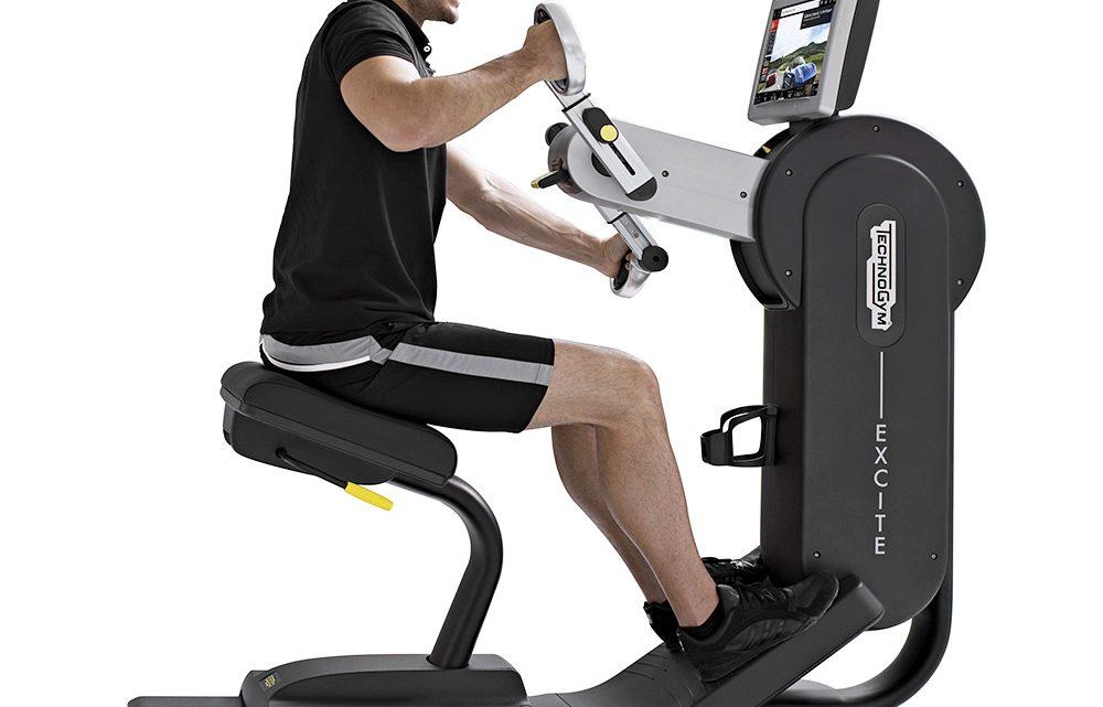 A Technogym eszközei kiváló edzésélményt nyújtanak.