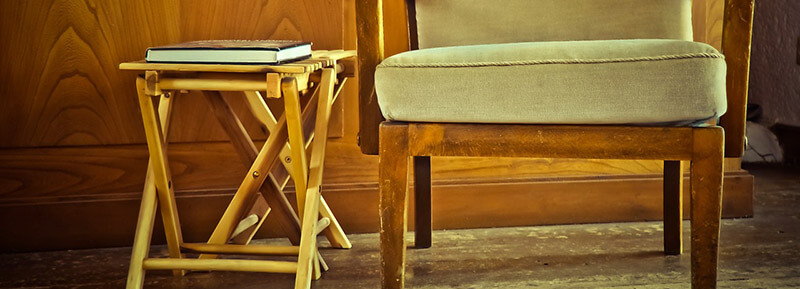 sérült bútor javítása