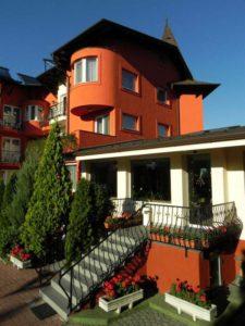 Háromcsillagos hotel Budapesten