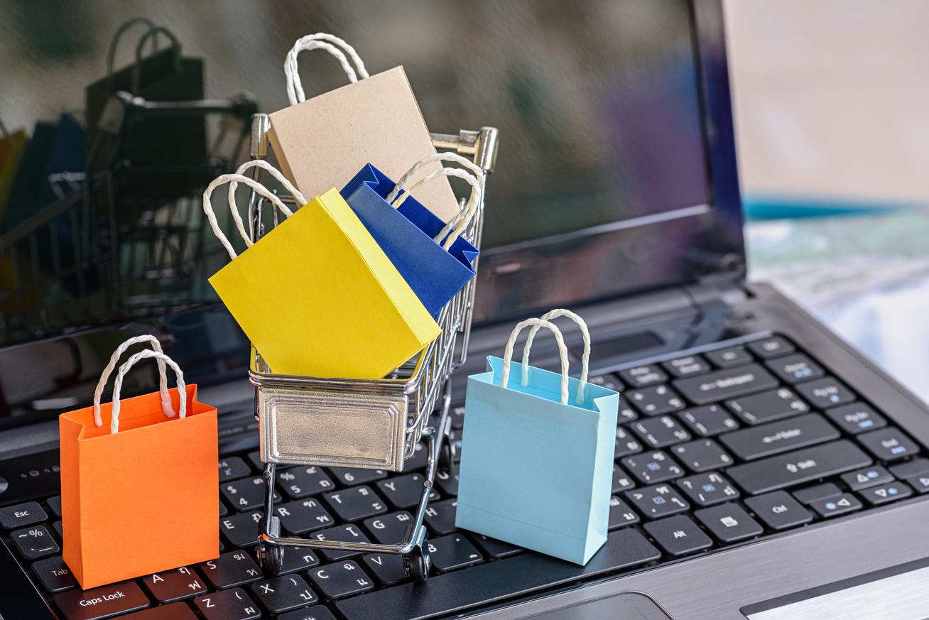 Online egyszerű és gyors vásárolni.