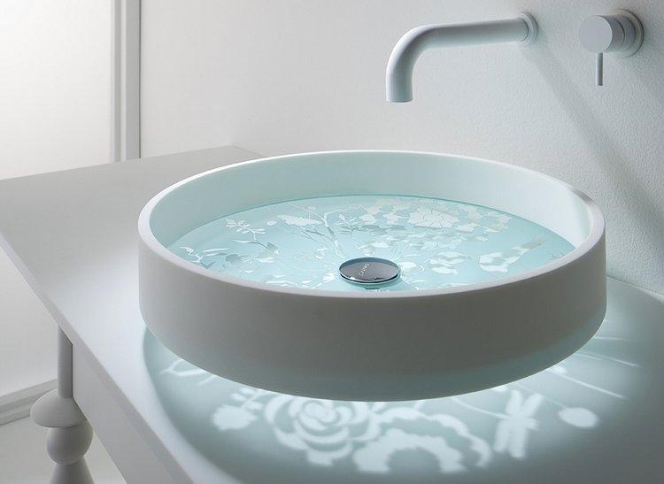 A modern mosdóhigiéniai eszközök mutatósak.