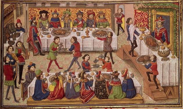 A középkorban voltak szépen faragott típusúak.